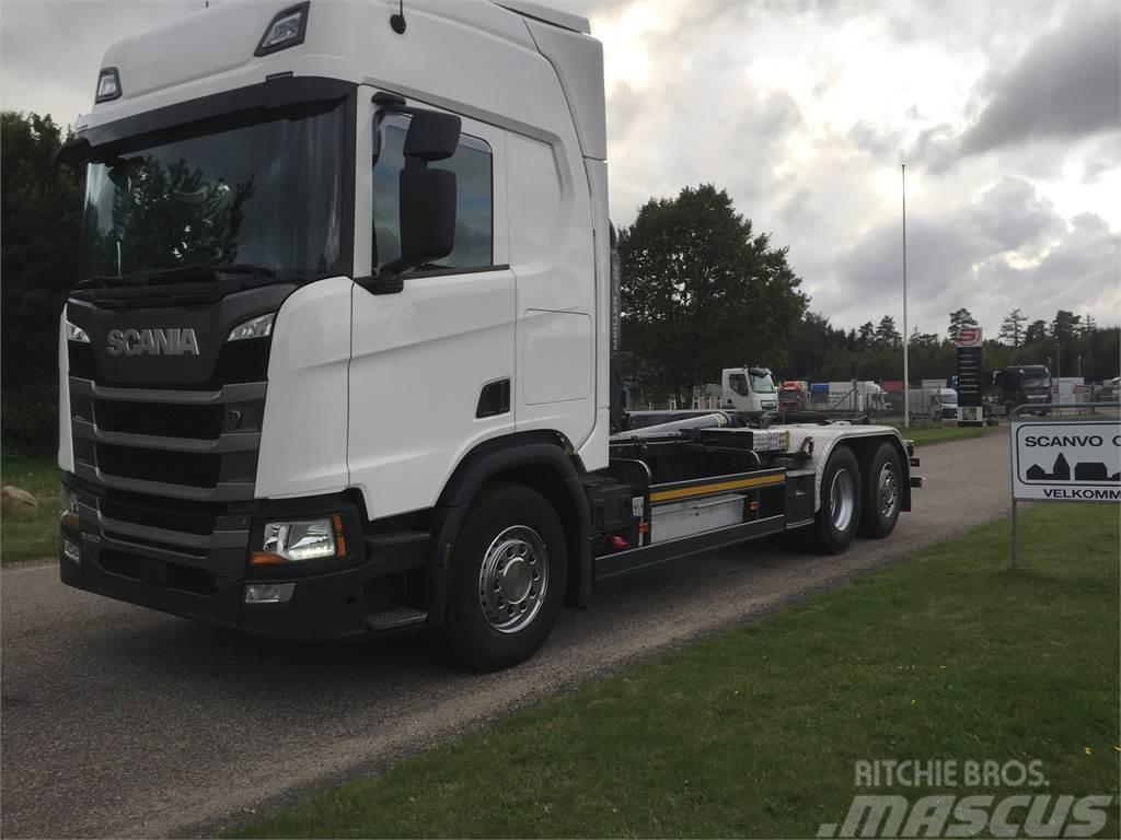 Scania R450 B 6x2*4 NA