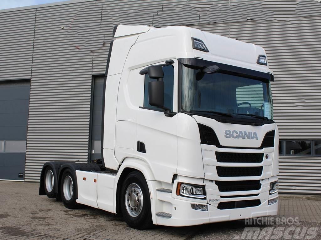 Scania R500 A6X2NB 2950mm