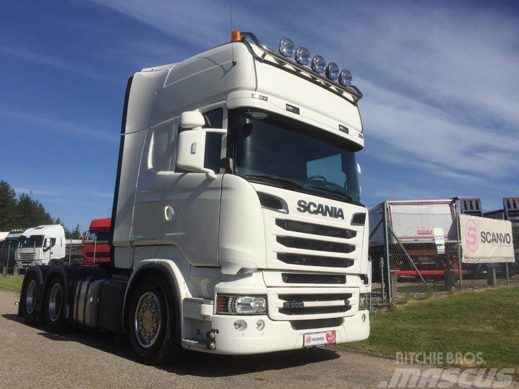 Scania R500 LA 6x2 MNB 3100