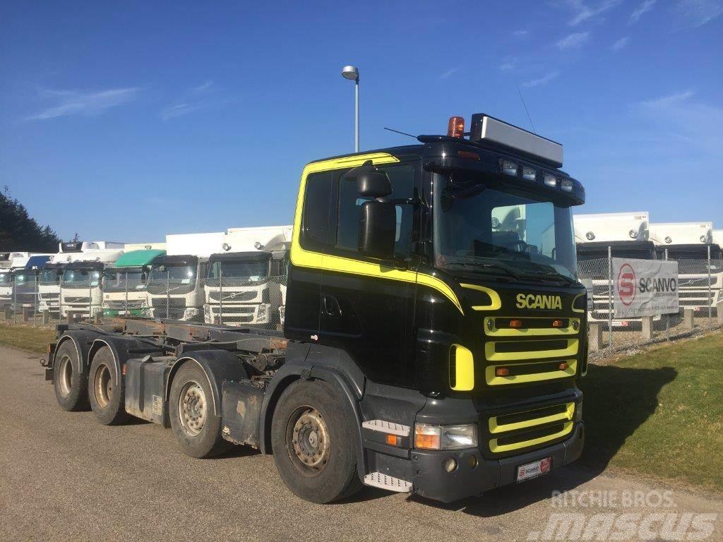 Scania R500 LB 8x4 HNB