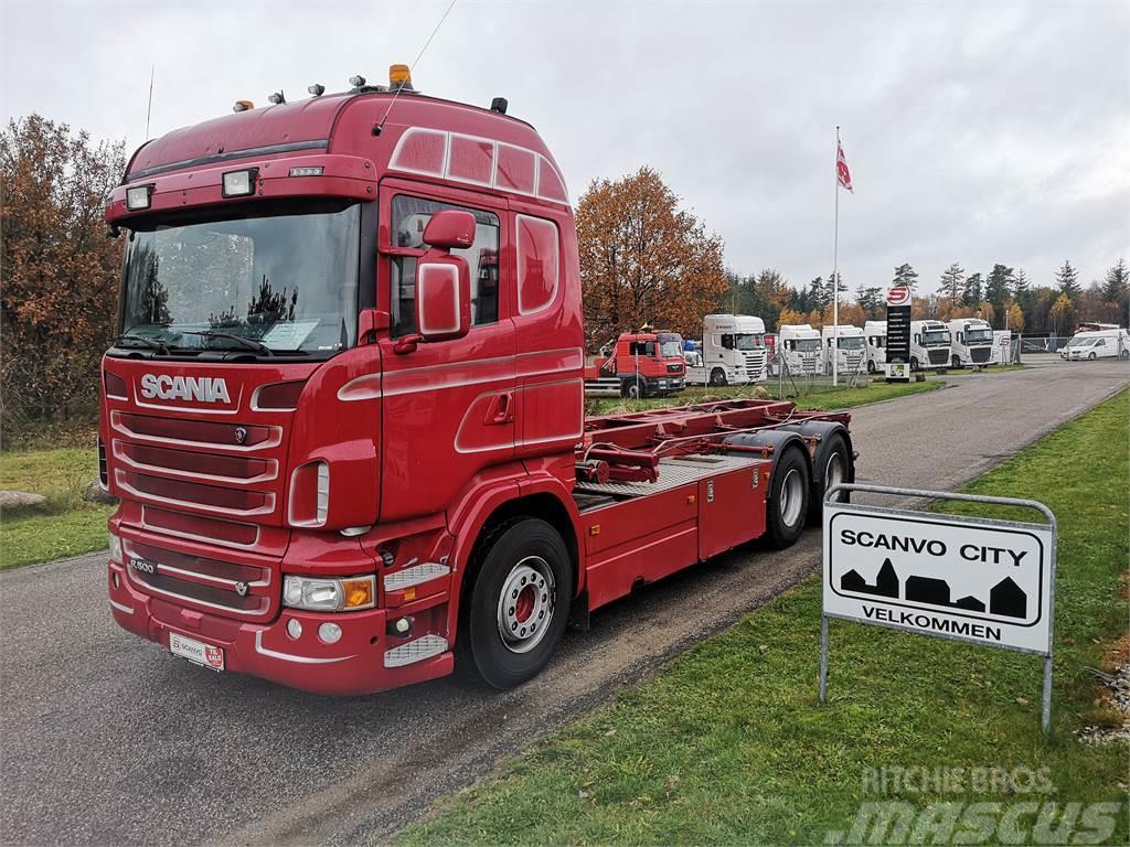 Scania R500 LB6X2HNB