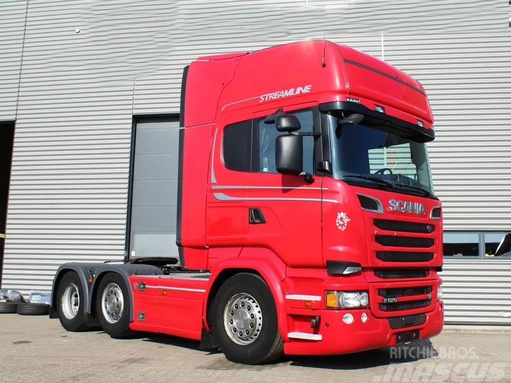 Scania R520 LA 6x2-4 MNA