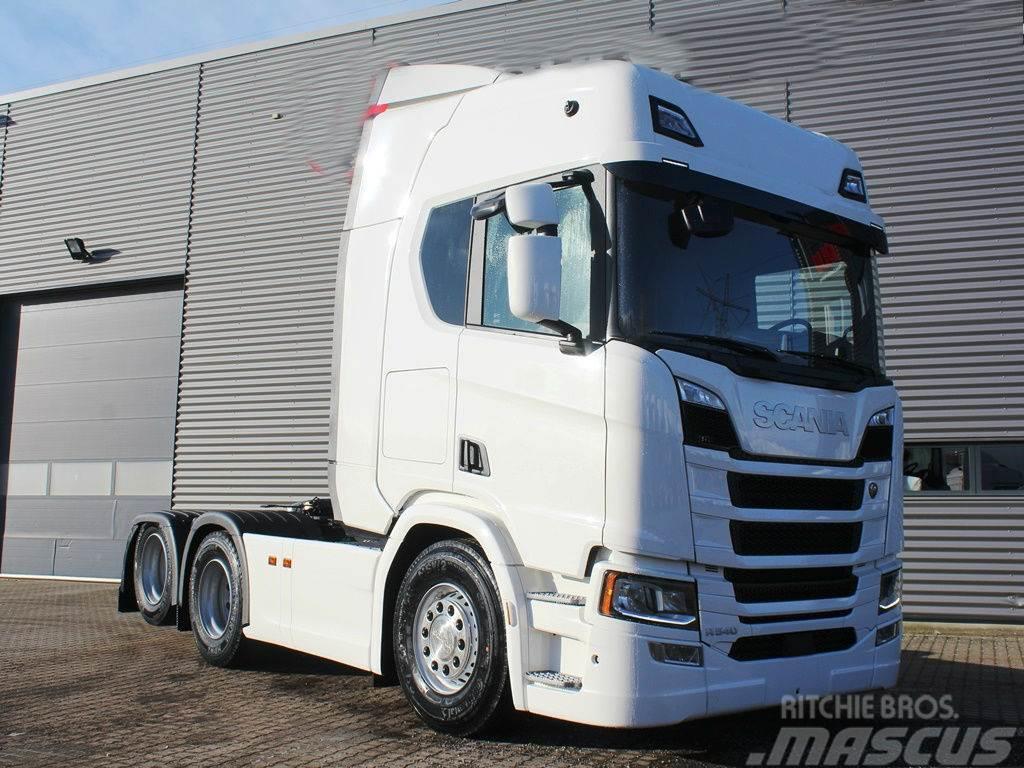 Scania R540 A6X2NB 2950mm