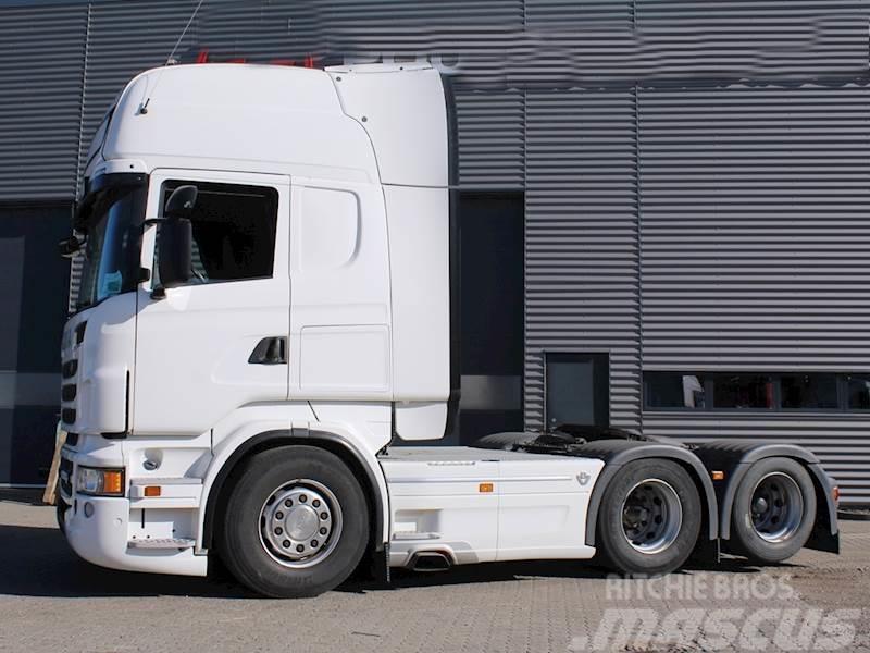 Scania R560 LA6x2MNB