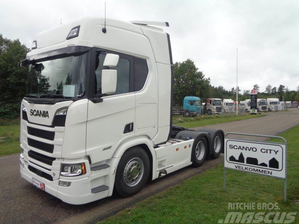 Scania R580 A6X2NB 2950mm
