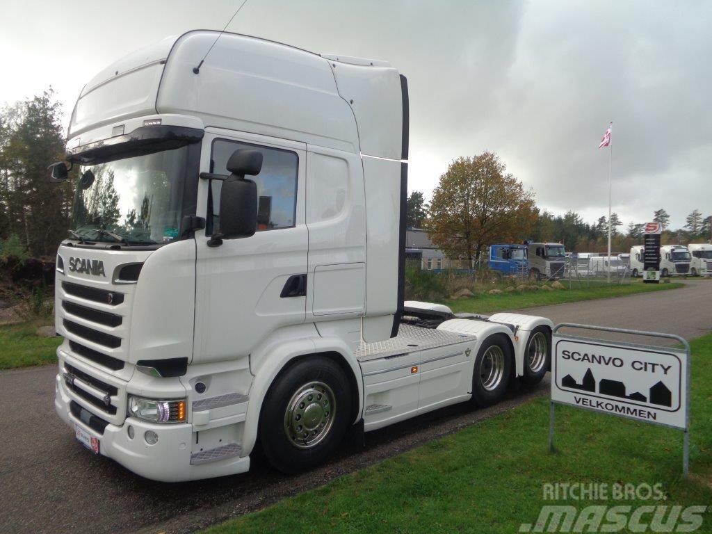 Scania R730 LA 6X2 MNB 3100