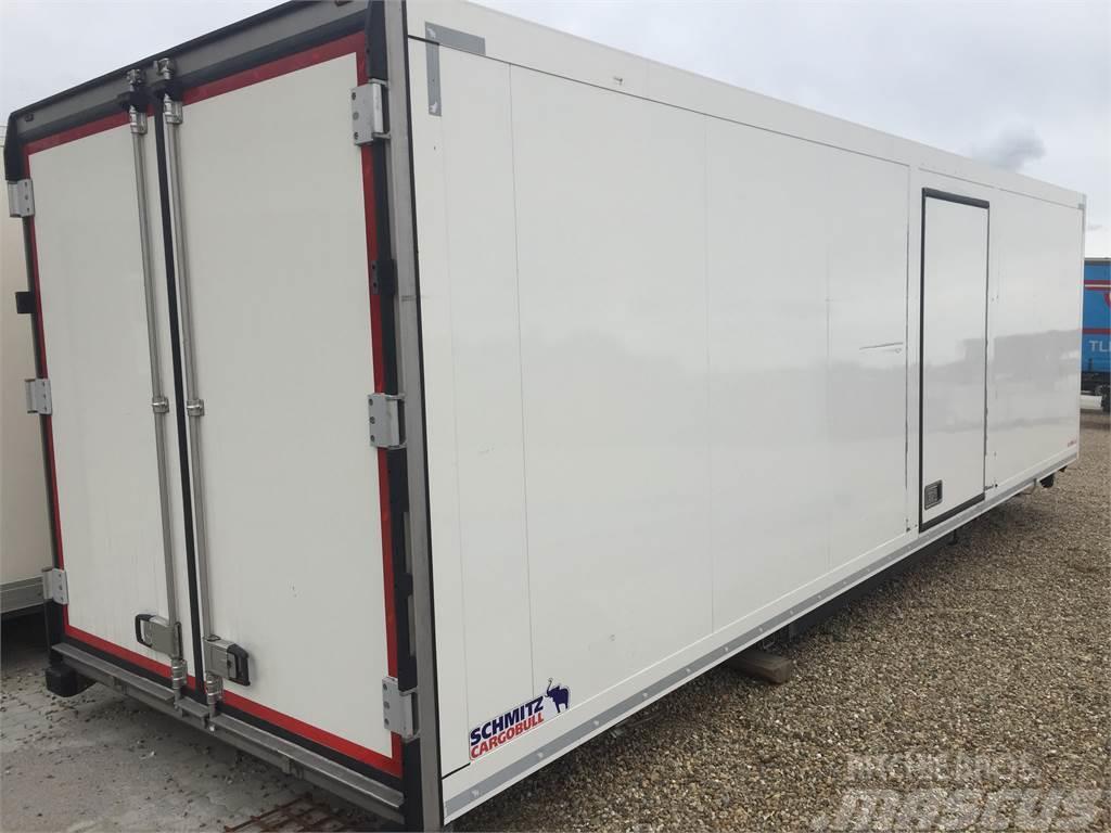 Schmitz 8,5 mtr kølekasse - Mitsubishi kølemaskine