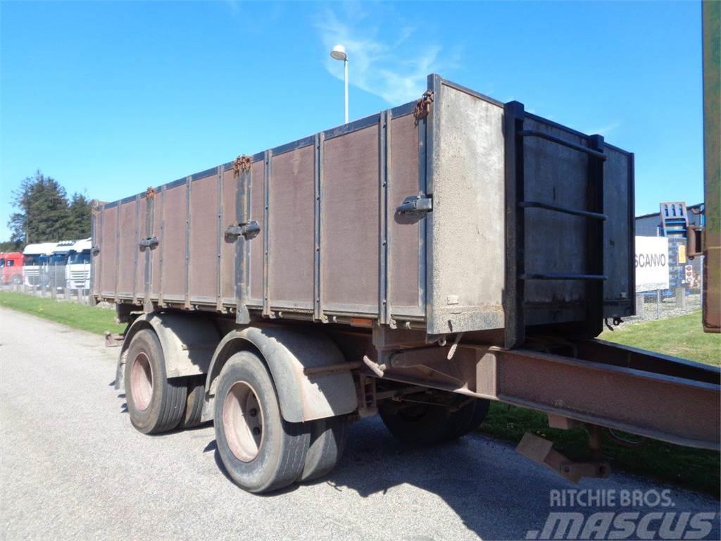 Stena 20 ton - 3 vejs tip