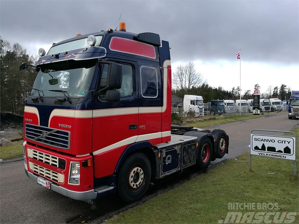 Volvo FH13 6x2 480HK