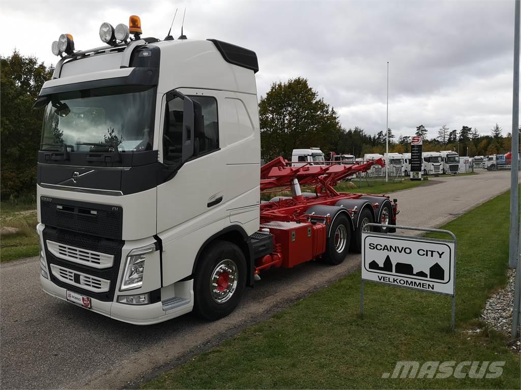 Volvo FH500 Tridem