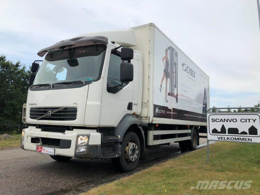 Volvo FL L 12 ton 240HK