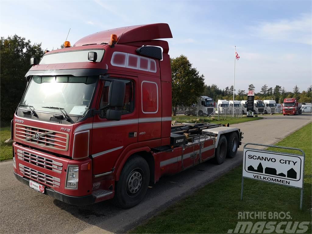 Volvo FM 12 6x2 460HK