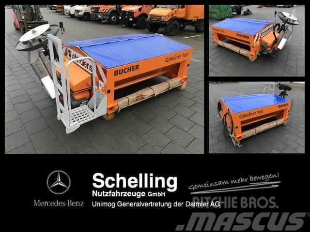 [Other] Gemeiner Streuer STA 1800 TC - NEU! Unimog