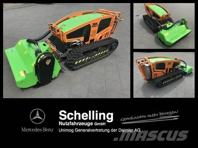 [Other] MDB Green Climber LV 500 - Mähraupe - Mulcher