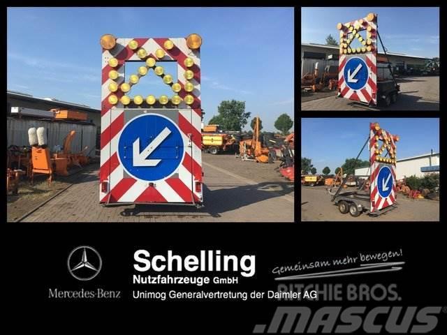 [Other] Mersch AT-20 TAL - Absperrtafel Verkehrs Typ 2