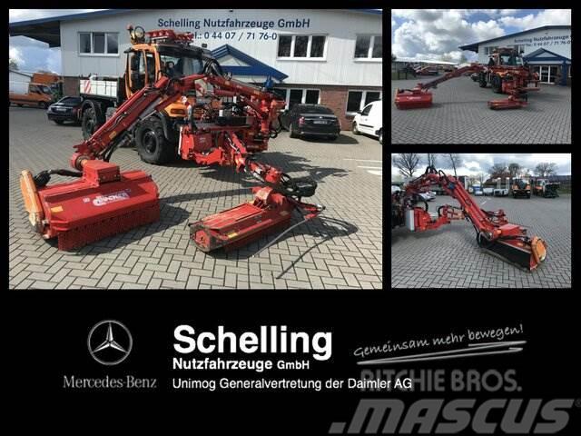 [Other] MK 25- 800 - Ausleger Mulcher - Mäher - Unimog