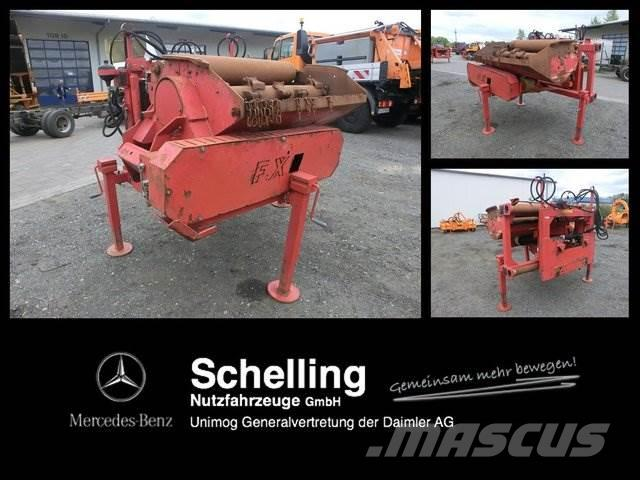 [Other] Sigma 1500 - Unimog - Schlepper - Mulcher