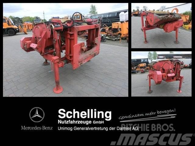 [Other] Sigma 1500 - Unimog - Schlepper - Mulcher