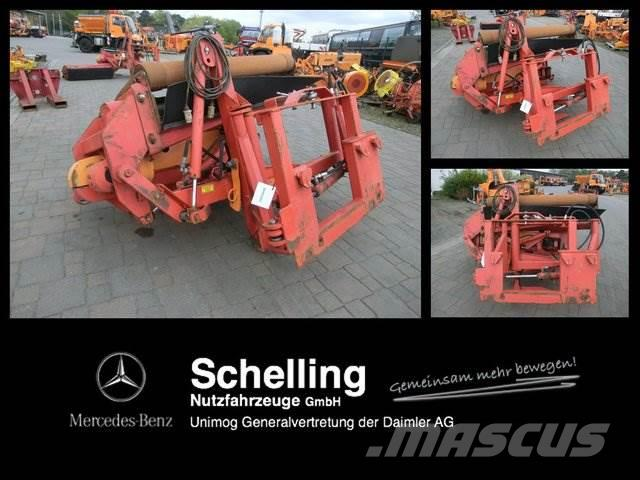 [Other] SMT 15 L - Mäher - Unimog - Trecker