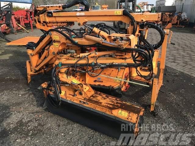 [Other] UNA 600 - MKT 13 - RSM 13 - MK 25 - Mäher