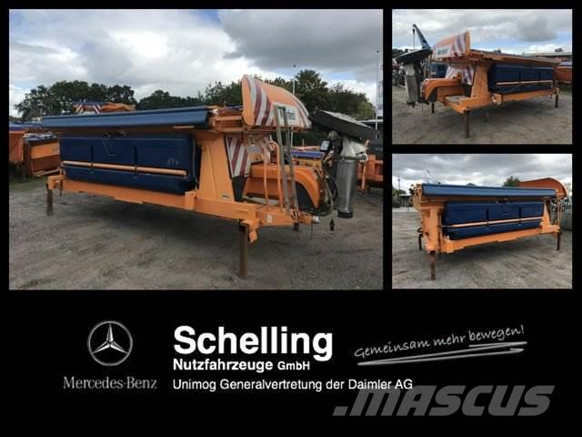 SCHMIDT Stratos S 40 - 36 - Salzstreuer -