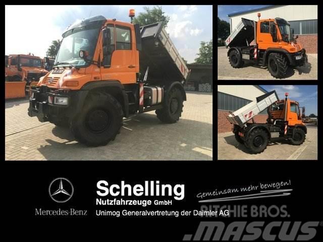 UNIMOG U 400 - 6 Zylinder - tire control - Euro 5 -LOF