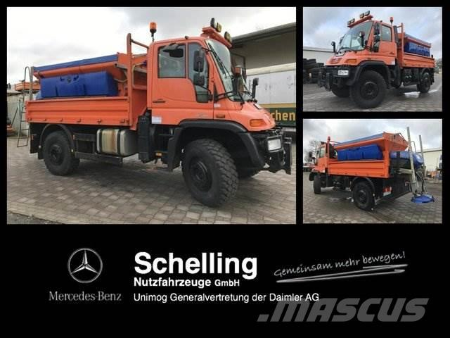 UNIMOG U 500L - Schmidt Stratos B40K - 4m³ -