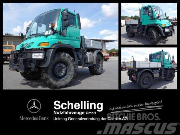 Unimog U400 For Sale >> Used Unimog U400 - K80 - Scharmüller - Zapfwelle sweepers Year: 2012 Price: $94,748 for sale ...