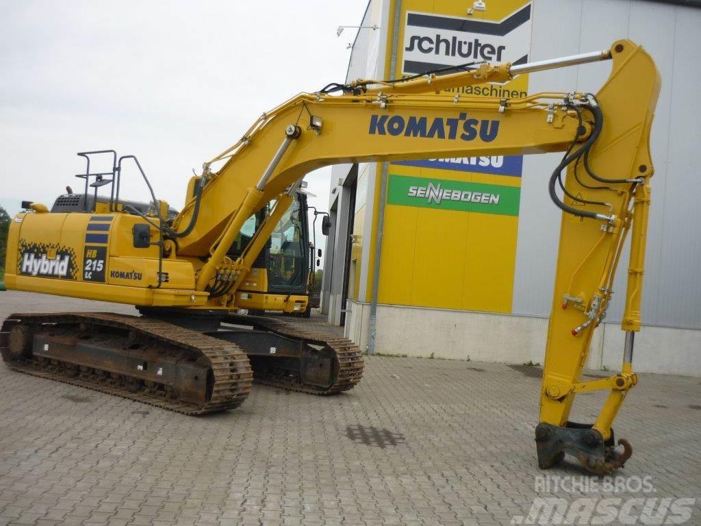 Komatsu HB215LC-2
