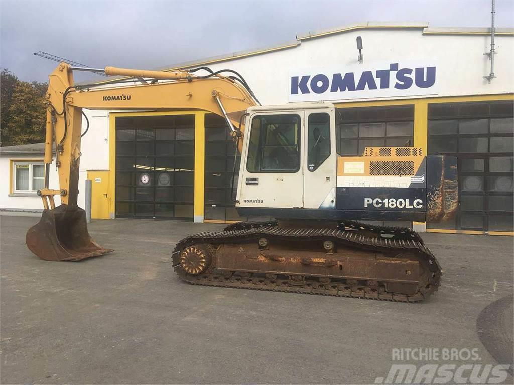 Komatsu PC180LC-5K