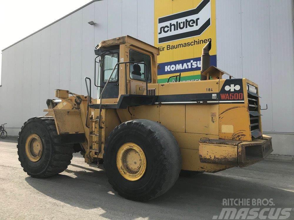 Komatsu WA500-1