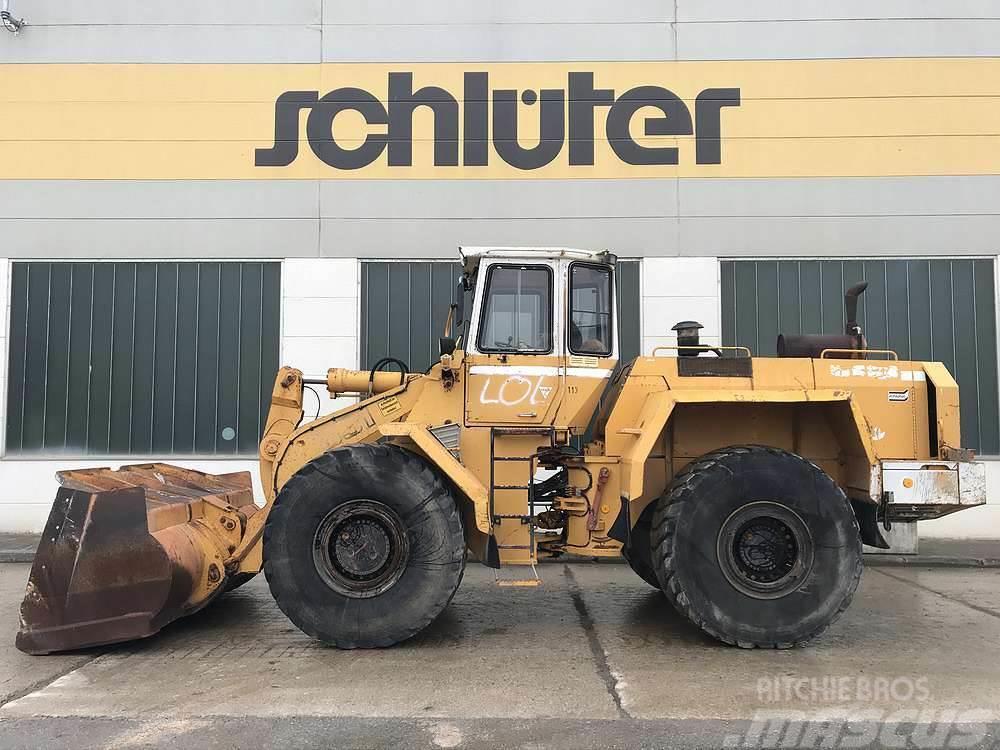 Liebherr L551