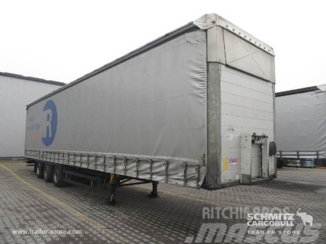 Schmitz Cargobull Curtainsider Coil Getränke