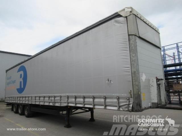 Schmitz Cargobull Curtainsider Varios Getränke