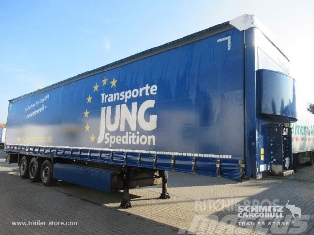 Schmitz Cargobull Curtainsider Joloda Getränke