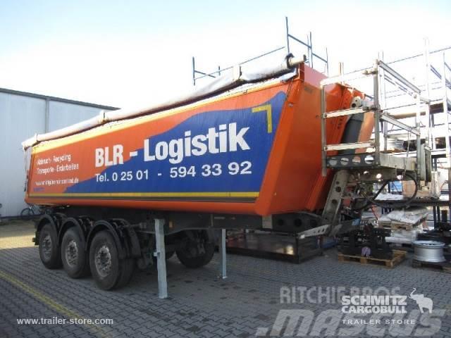 Schmitz Cargobull Kipper Alukastenmulde