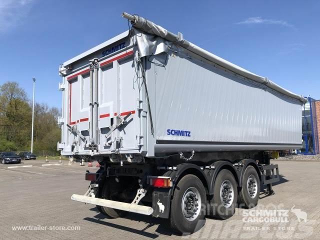 Schmitz Cargobull Kipper Alukastenmulde 40m³