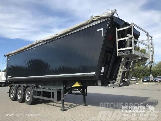Schmitz Cargobull Kipper Alukastenmulde 50m³
