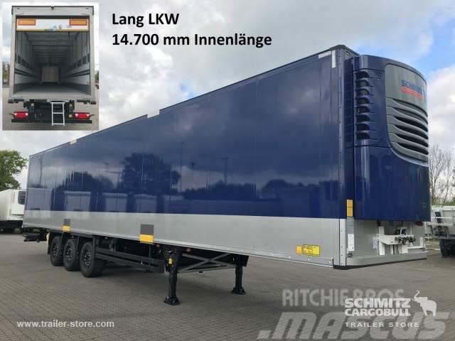 Schmitz Cargobull Tiefkühler Standard Doppelstock Rolltor