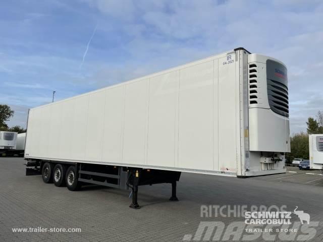 Schmitz Cargobull Tiefkühler Multitemp Doppelstock Trennwand