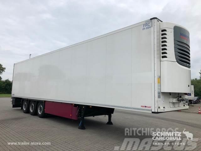 Schmitz Cargobull Tiefkühler Standard Doppelstock