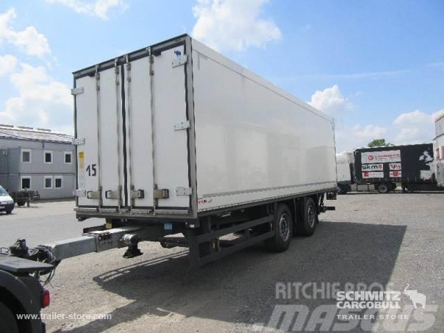 Schmitz Cargobull Zentralachsanhänger Trockenfrachtkoffer Standard
