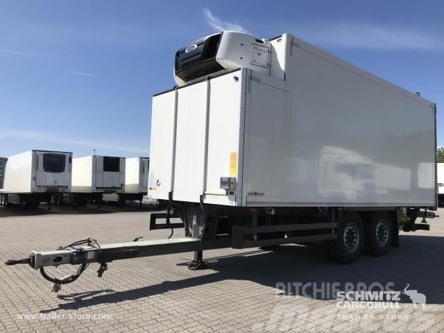 Schmitz Cargobull Zentralachsanhänger Tiefkühler Standard Ladebordwa