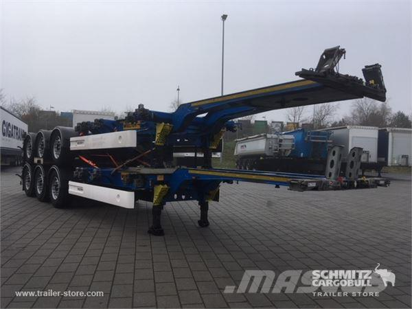 Schmitz Cargobull Containerfahrgestell Standard