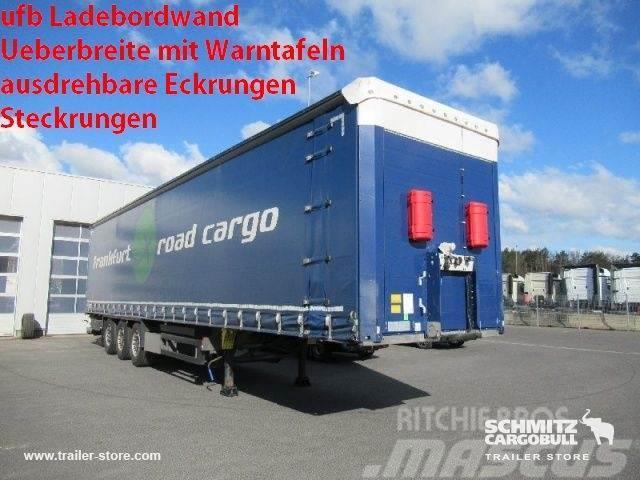 Schmitz Cargobull Curtainsider Standard Ladebordwand Getränke