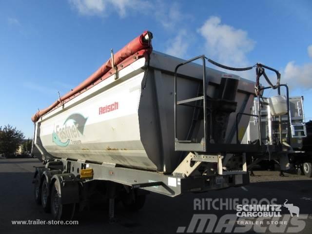 Reisch Kipper Stahlrundmulde 26m³