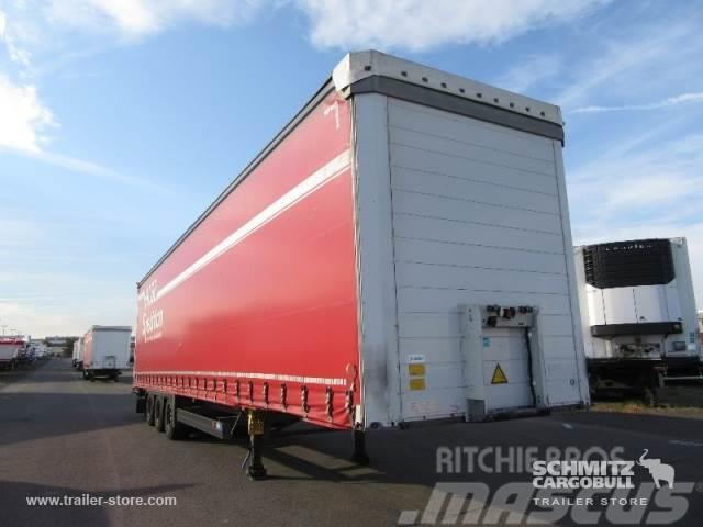 Schmitz Cargobull Curtainsider Mega Getränke