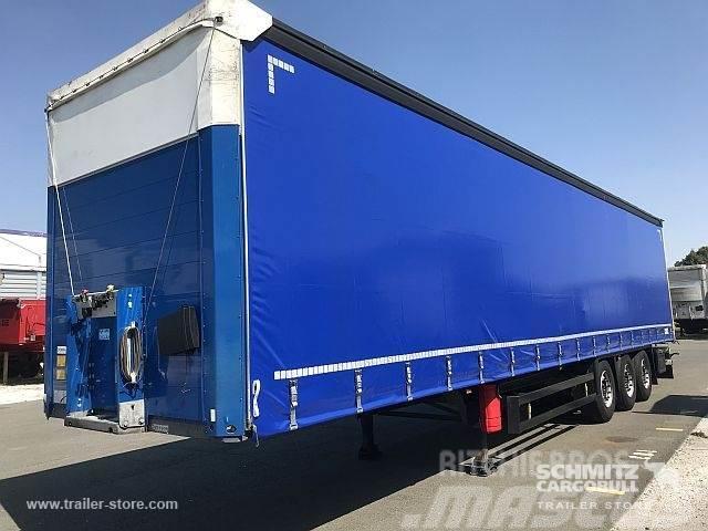 Schmitz Cargobull Curtainsider Coil