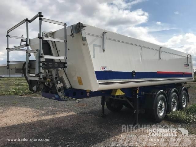 Schmitz Cargobull Kipper Alukastenmulde Thermomulde 22m³