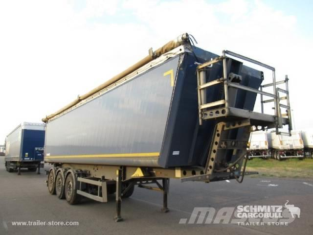 Schmitz Cargobull Kipper Alukastenmulde 47m³